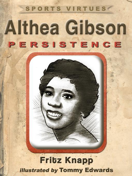 Althea Gibson: Persistence EB2370004421636
