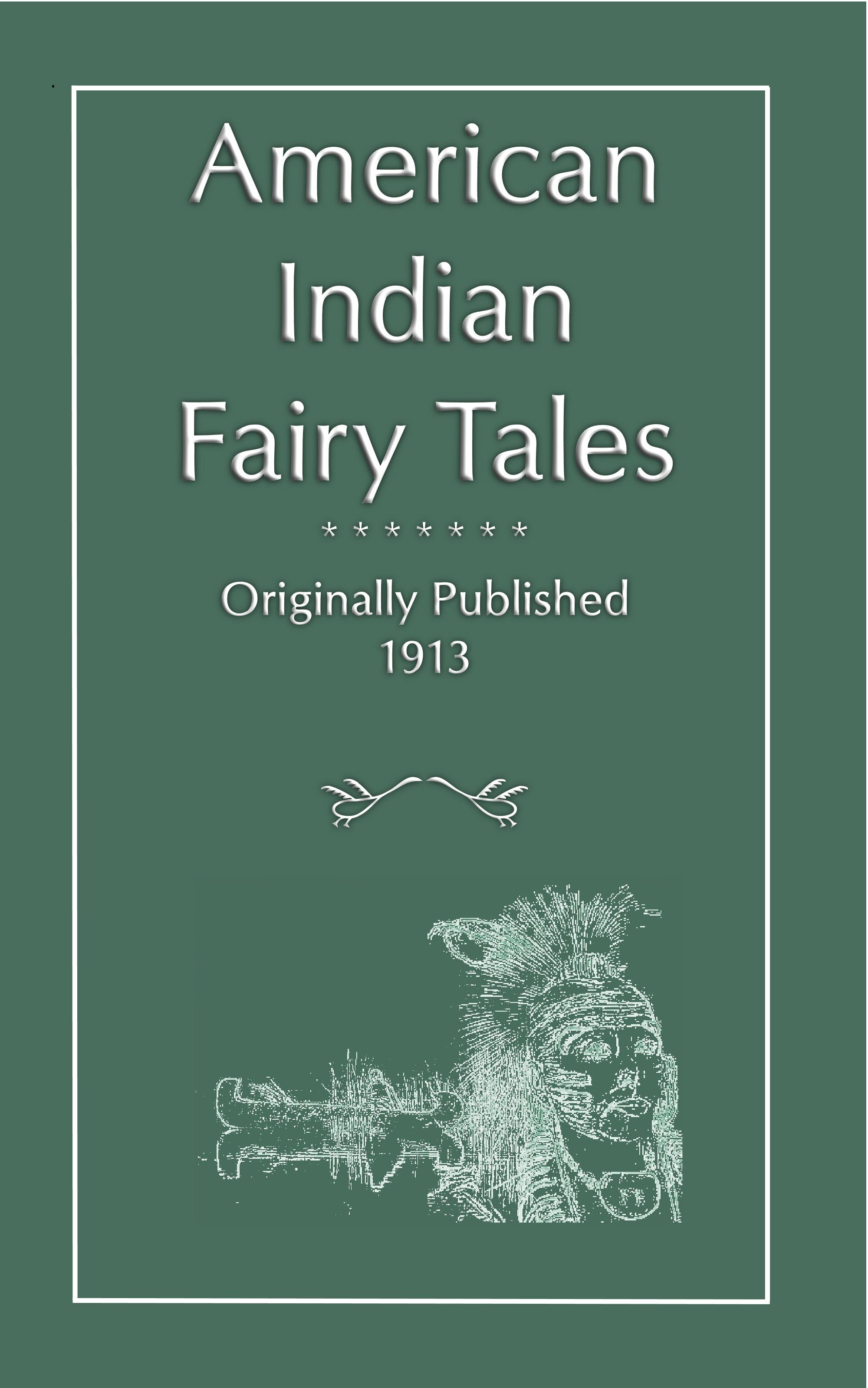 American Indian Fairy Tales EB2370003805116
