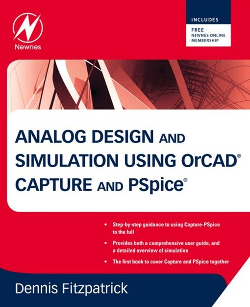 Analog Design and Simulation using OrCAD Capture and PSpice EB2370003877687