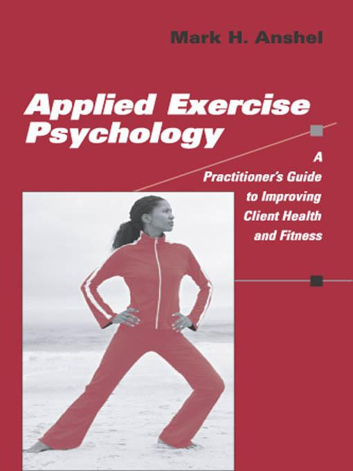 Applied Exercise Psychology EB2370004265209