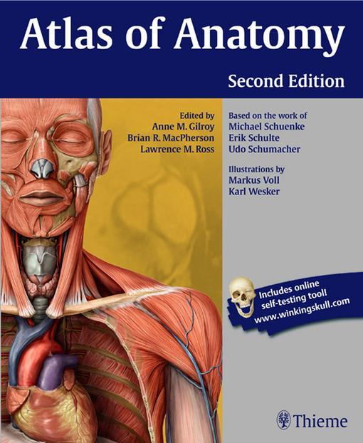 Atlas of Anatomy EB2370004366692