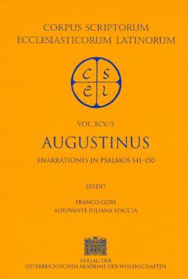 Augustinus: Enarrationes in Psalmos 141-150 9783700134862