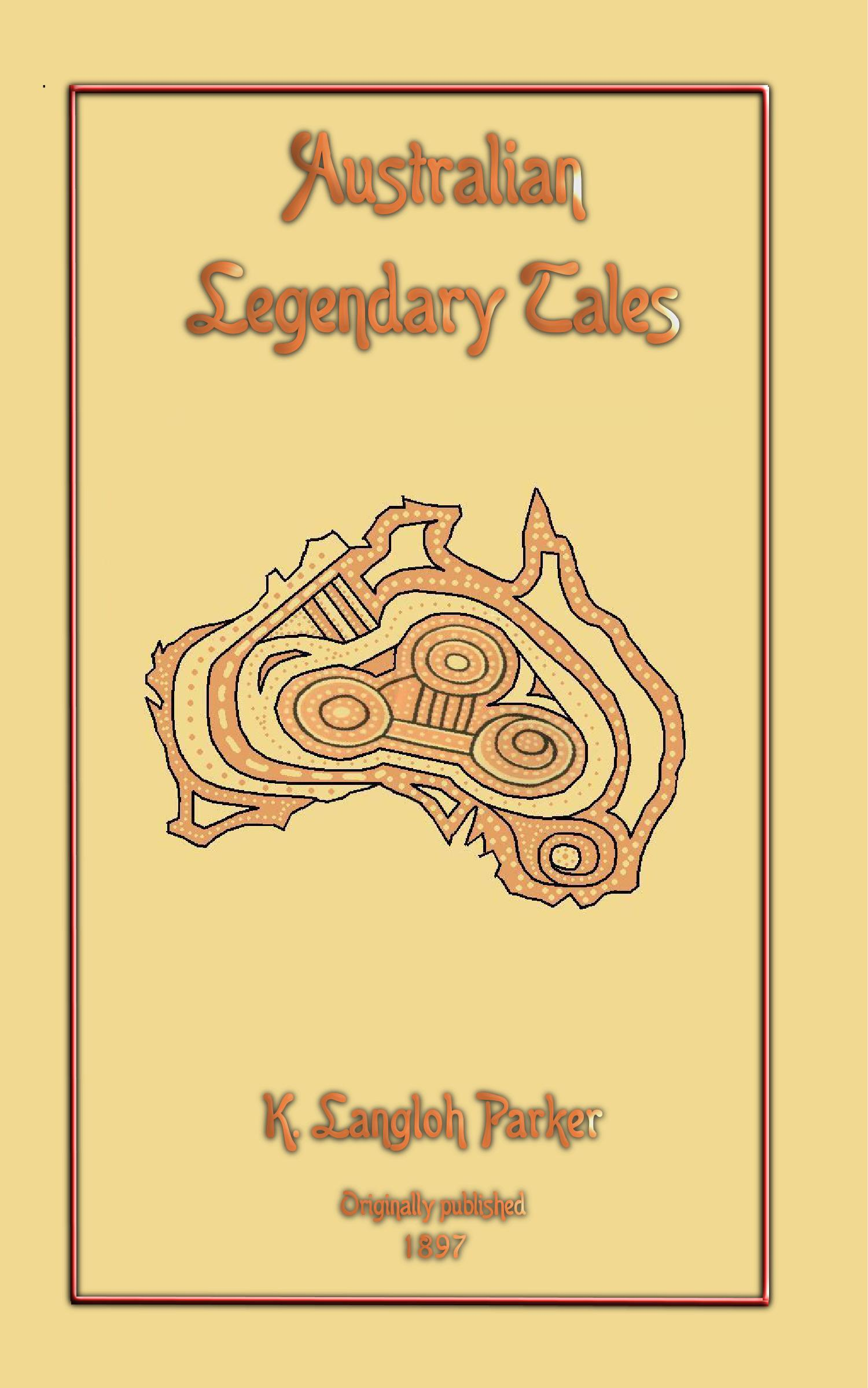 Australian Legendary Tales EB2370003216257