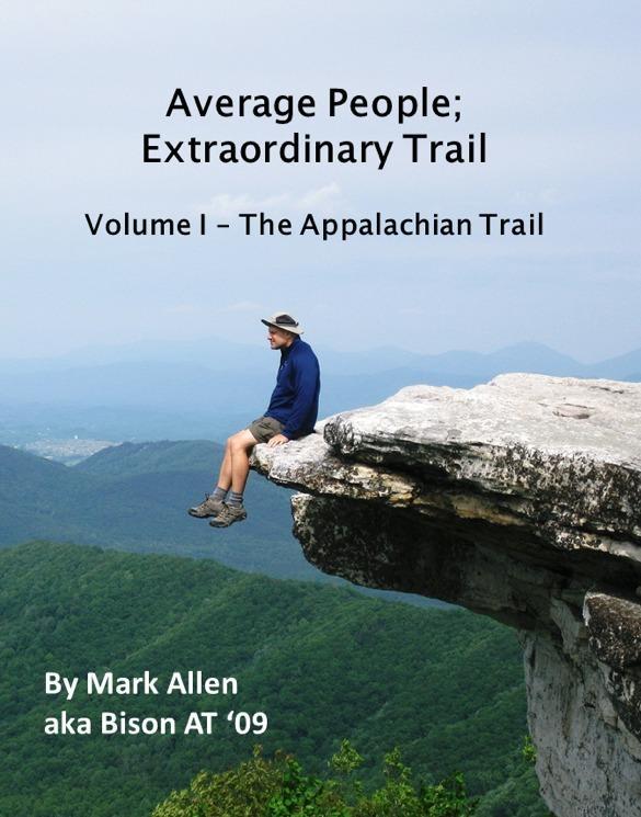 Average People; Extraordinary Trail, Volume I - The Appalachian Trail EB2370003402315