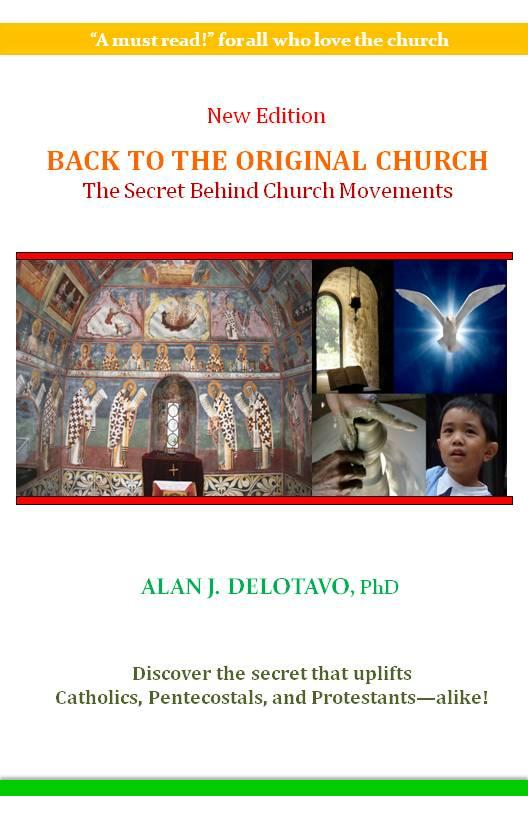 Back to the Original Church: The Secret Behind Church Movements (New Edition) EB2370002773669