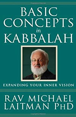 Basic Concepts in Kabbalah: Expanding Your Inner Vision EB2370003283006