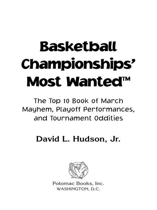 Basketball Championships' Most Wanted? EB2370004232546