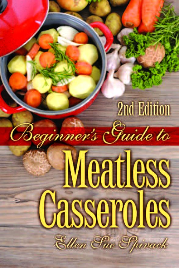 Beginner's Guide to Meatless Casseroles - 2nd edition EB2370003020175