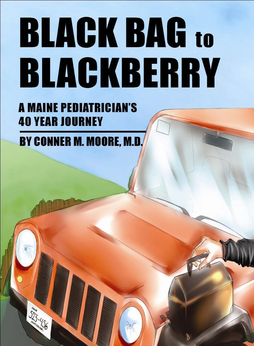 Black Bag to Blackberry