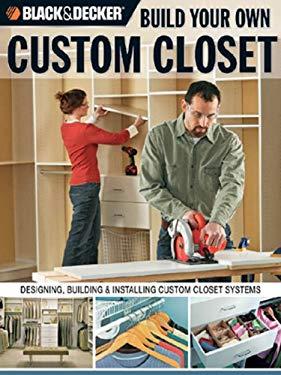 Black & Decker Build Your Own Custom Closet EB2370003271416