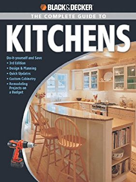 Black & Decker The Complete Guide to Kitchens EB2370003269659