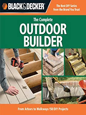 Black & Decker The Complete Outdoor Builder EB2370003271591