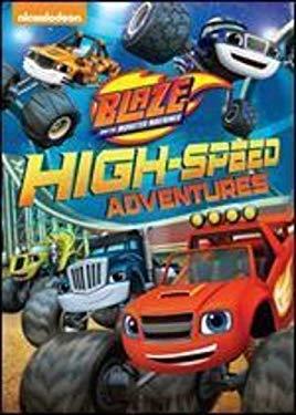 Blaze & The Monster Machines: High-Speed Adventure