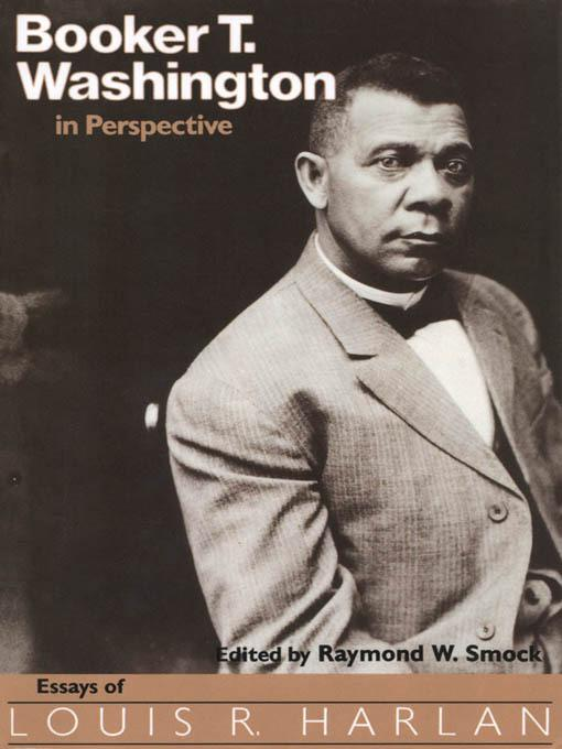 Booker T. Washington in Perspective EB2370004242170