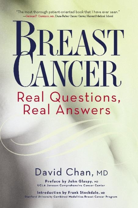 Breast Cancer: Real Questions, Real Answers: Real Questions, Real Answers EB2370003844948