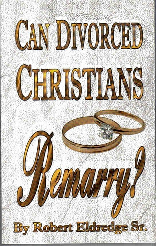 Can Divorced Christians Remarry? EB2370003360943