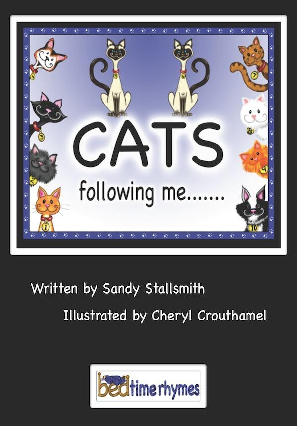 Cats following me... EB2370003324648