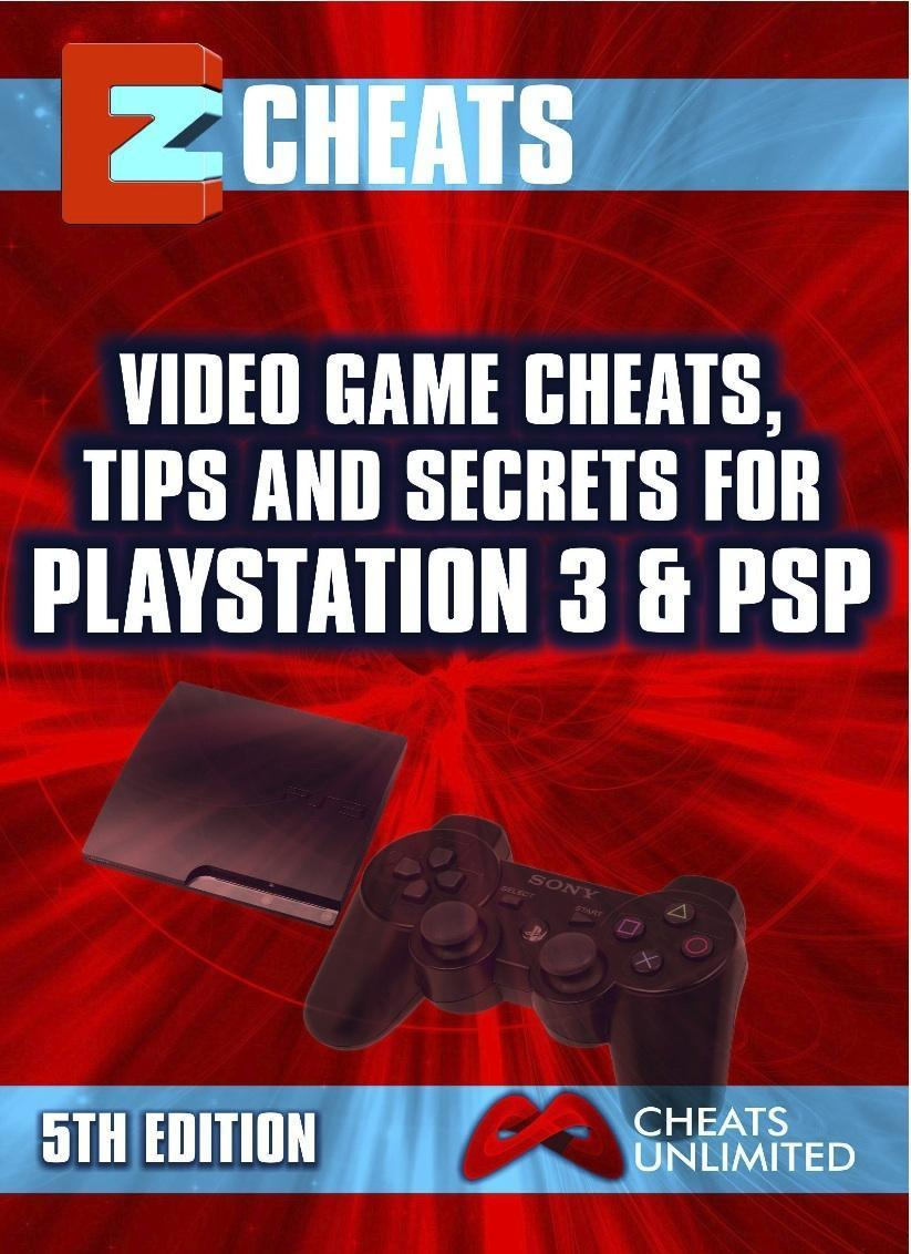 Cheats Tips and Secrets_ For PlayStation 3 _ PSP. 5th Edition. EB2370004192833