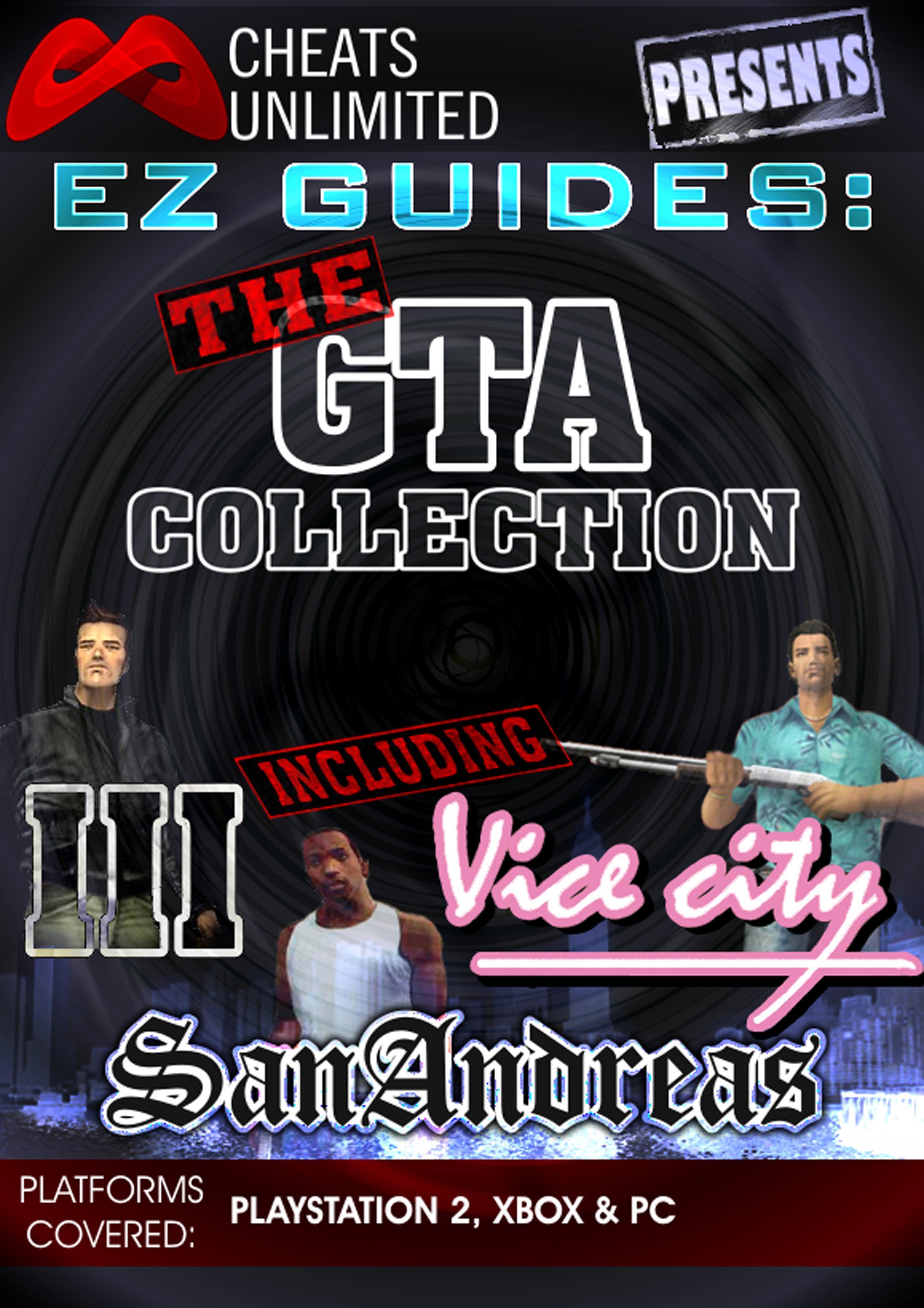 Cheats Unlimited presents EZ Guides EB2370004210278