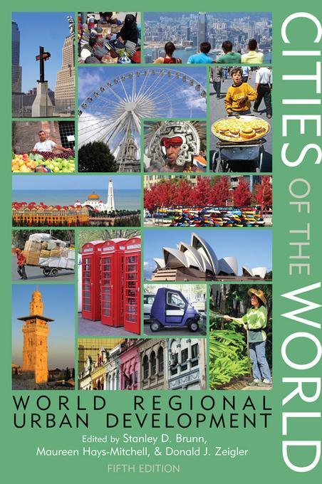 Cities of the World: World Regional Urban Development EB2370004367125