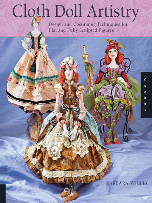 Cloth Doll Artistry EB2370003270082
