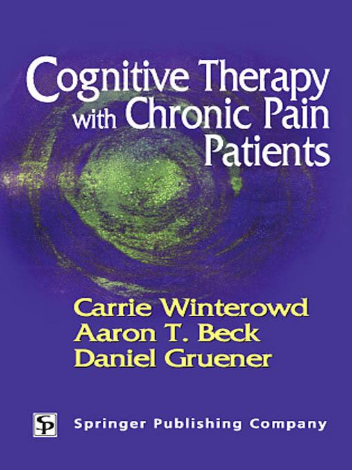 Cognitive Therapy with Chronic Pain Patients EB2370004267326