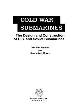 Cold War Submarines EB2370004237305