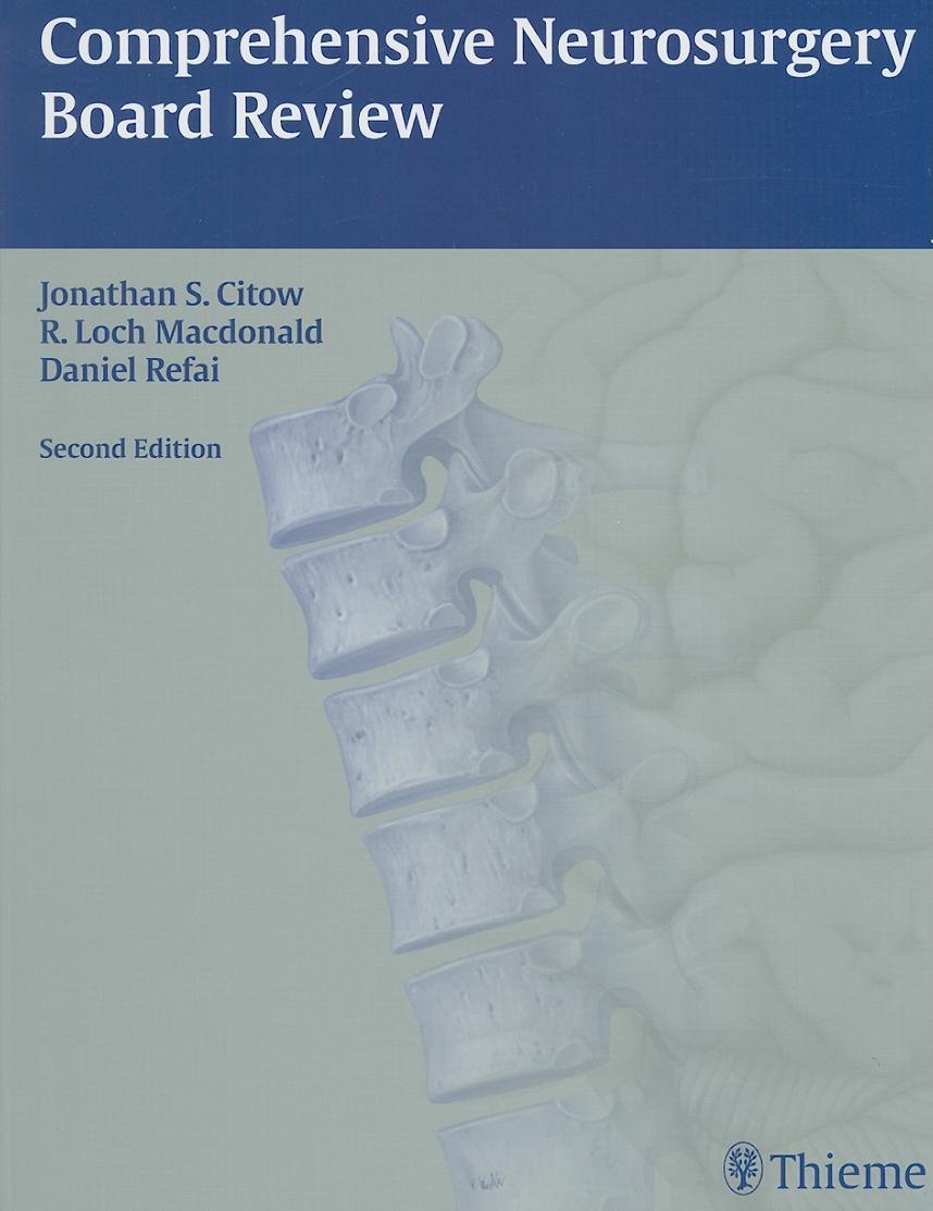 Comprehensive Neurosurgery Board Review EB2370004334325