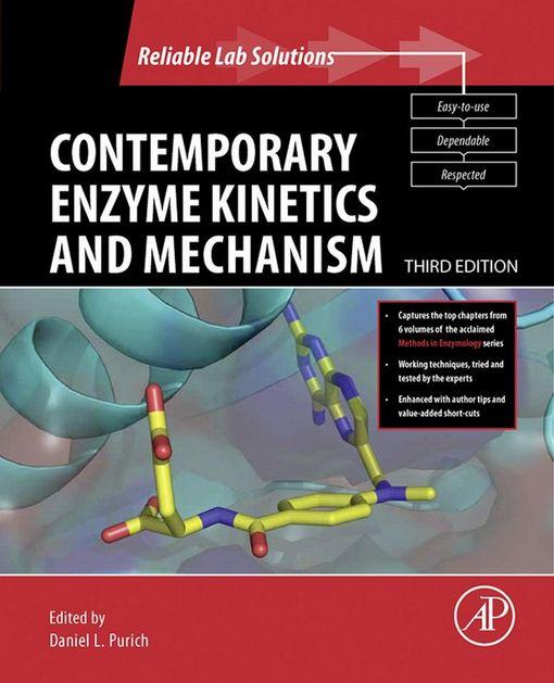 Contemporary Enzyme Kinetics and Mechanism: Reliable Lab Solutions EB2370004337661
