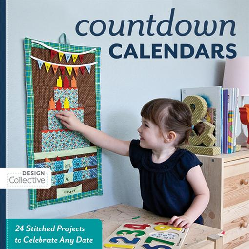 Count Down Calendars: 24 Stitched Projects to Celebrate Any Date EB2370004223346