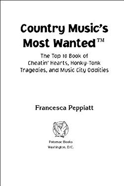 Country Music's Most Wanted? EB2370004235967