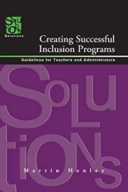 Creating Successful Inclusion Programs EB2370004194424