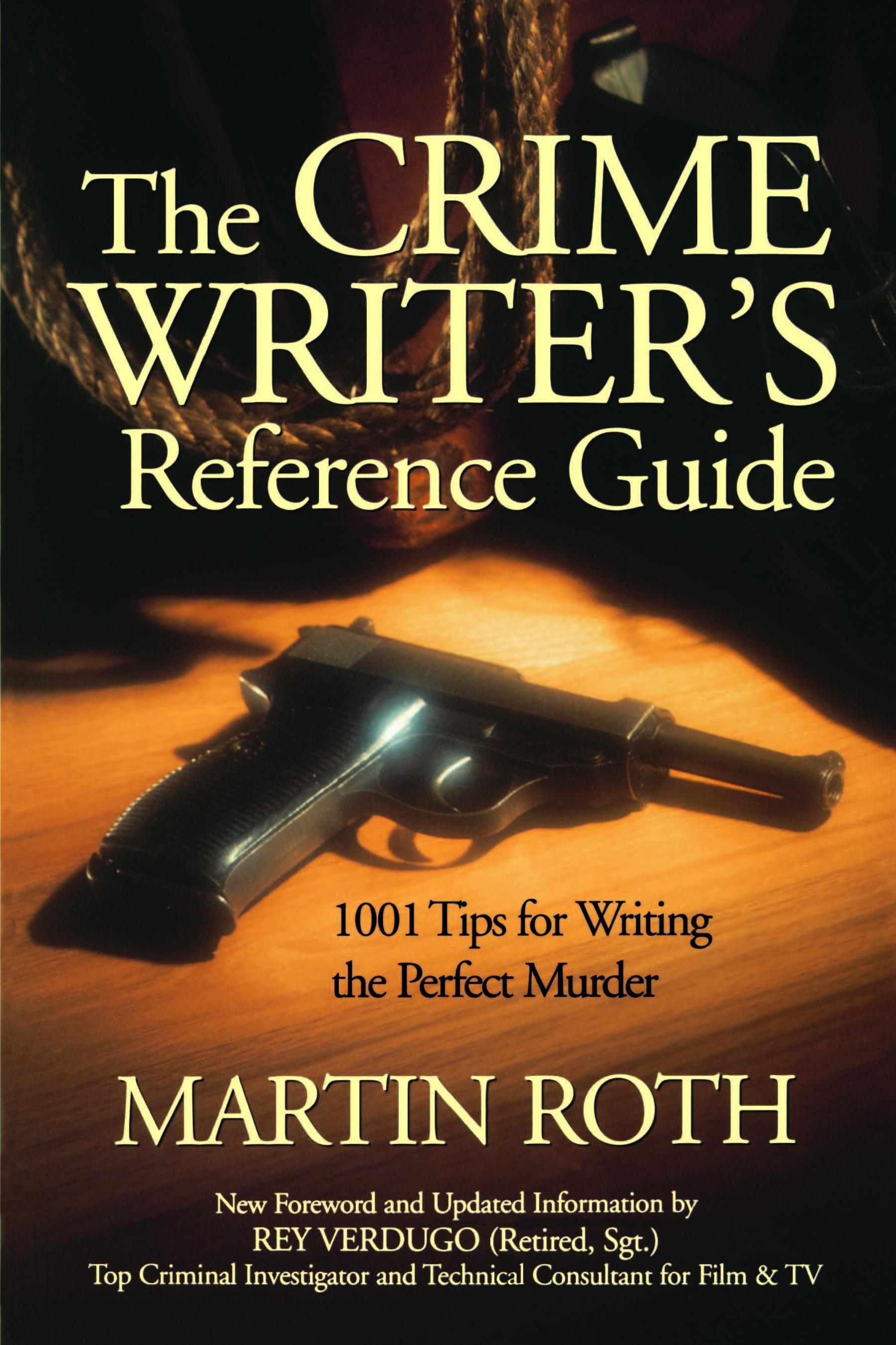 Crime Writers Reference Guide EB2370002808620