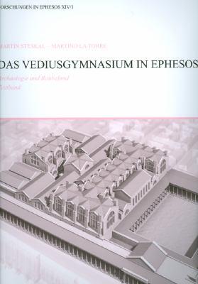 Das Vediusgymnasium In Ephesos: Archaologie Und Baubefund 9783700139508
