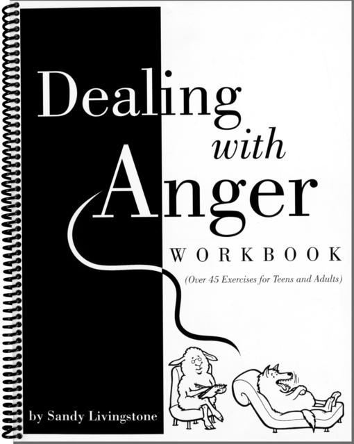Dealing With Anger Workbook EB2370004490892