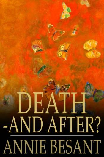 Death - and After? EB2370002619530