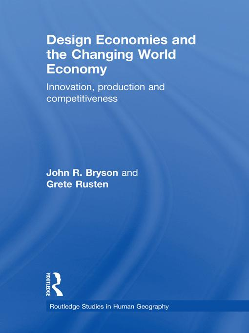 Design Economies and the Changing World Economy EB2370003284638