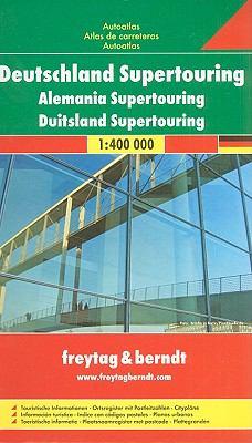 Deutschland Supertouring/Alemania Supertouring/Duitsland Supertouring 9783707907599