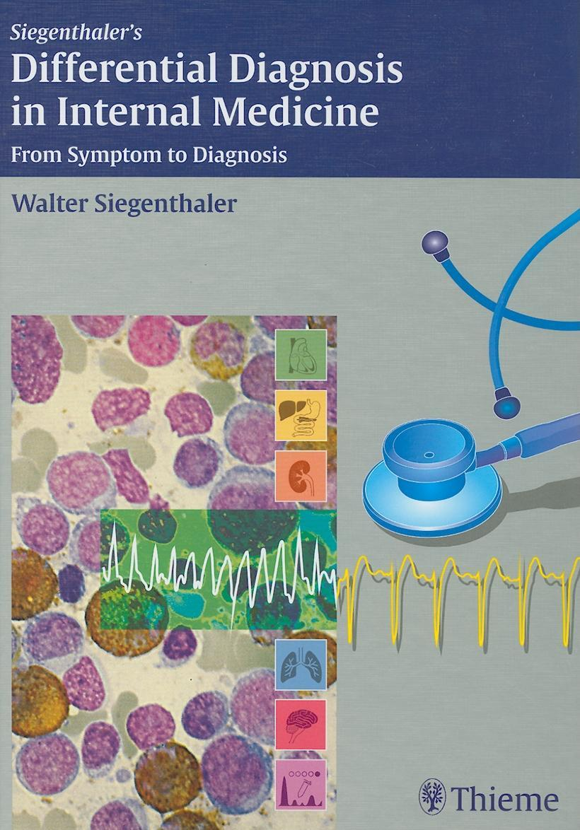 Differential Diagnosis in Internal Medicine: From Symptom to Diagnosis EB2370004334783