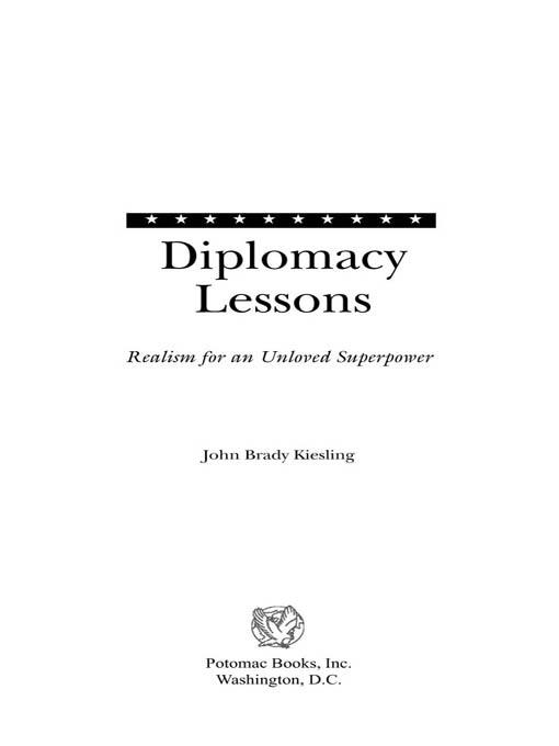 Diplomacy Lessons EB2370004233802