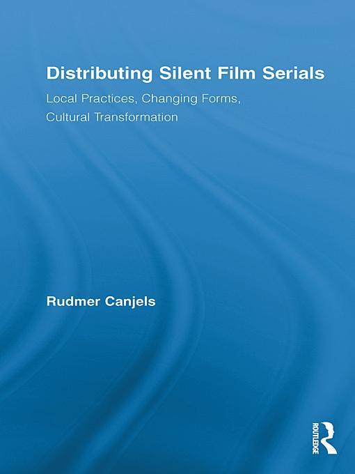 Distributing Silent Film Serials EB2370003283976