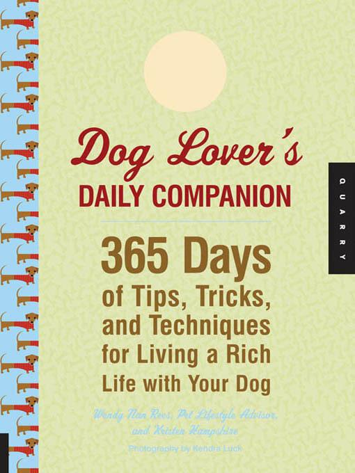 Dog Lover's Daily Companion EB2370003273380