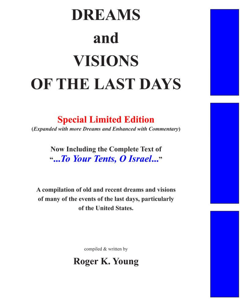 Dreams and Visions of the Last Days, Special Edition EB2370003463033