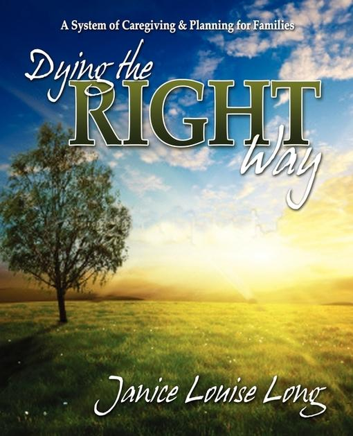 Dying the Right Way EB2370003379976