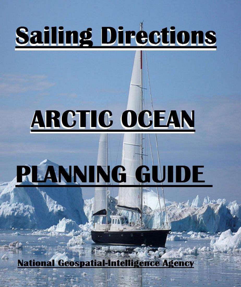 Sailing Directions - Arctic Ocean EB2370003294149