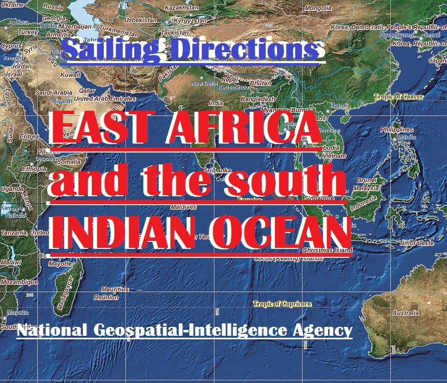 Sailing Directions - East Africa and the South Indian Ocean EB2370003294378