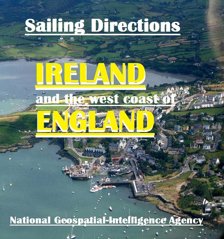 Sailing Directions - Ireland and the West Coast of England EB2370003295658