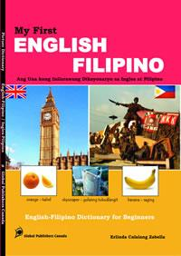 ENGLISH-FILIPINO DICTIONARY FOR BEGINNERS EB2370003294163