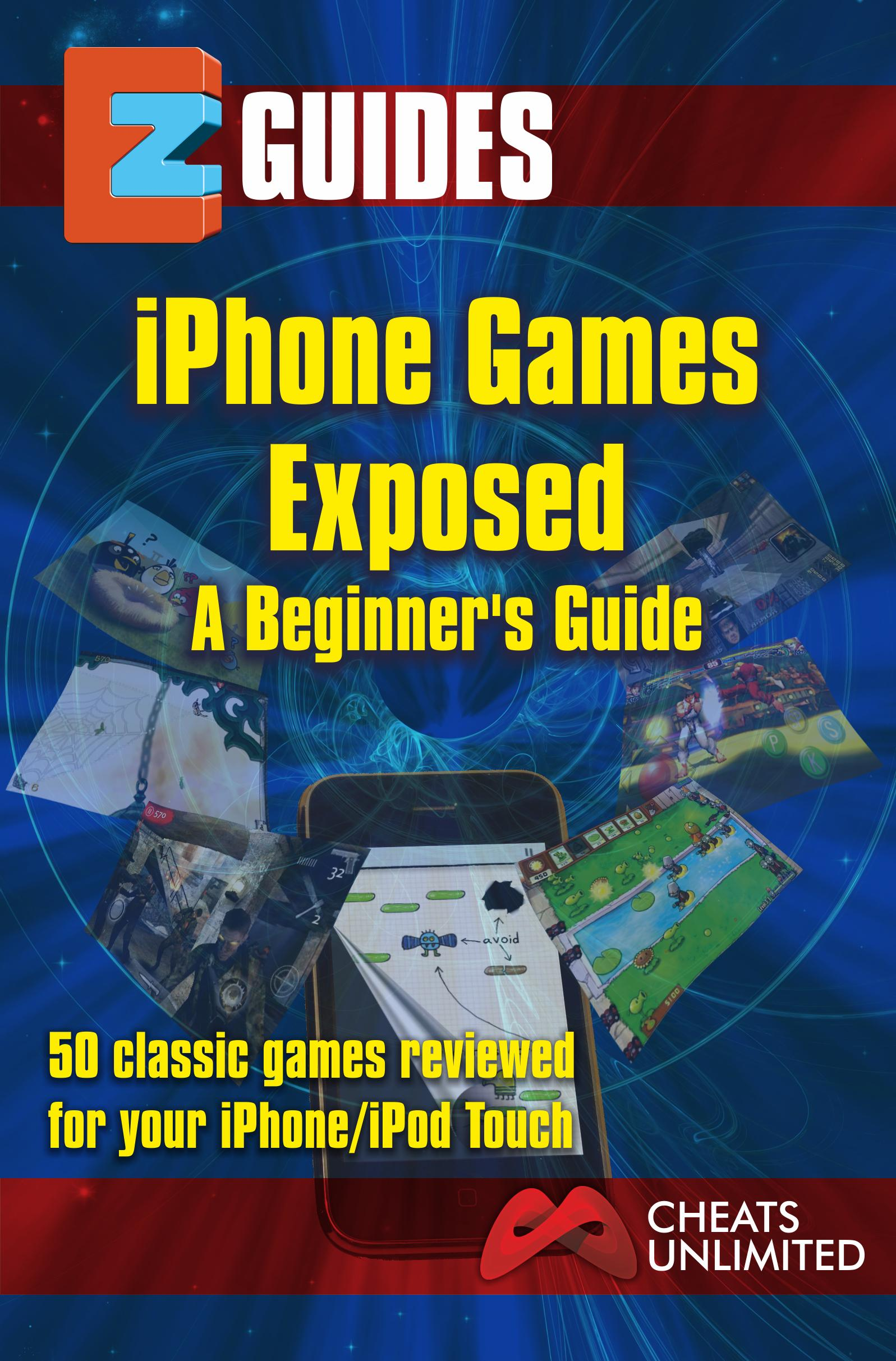 EZ Cheats Iphones Games Exposed EB2370004181196