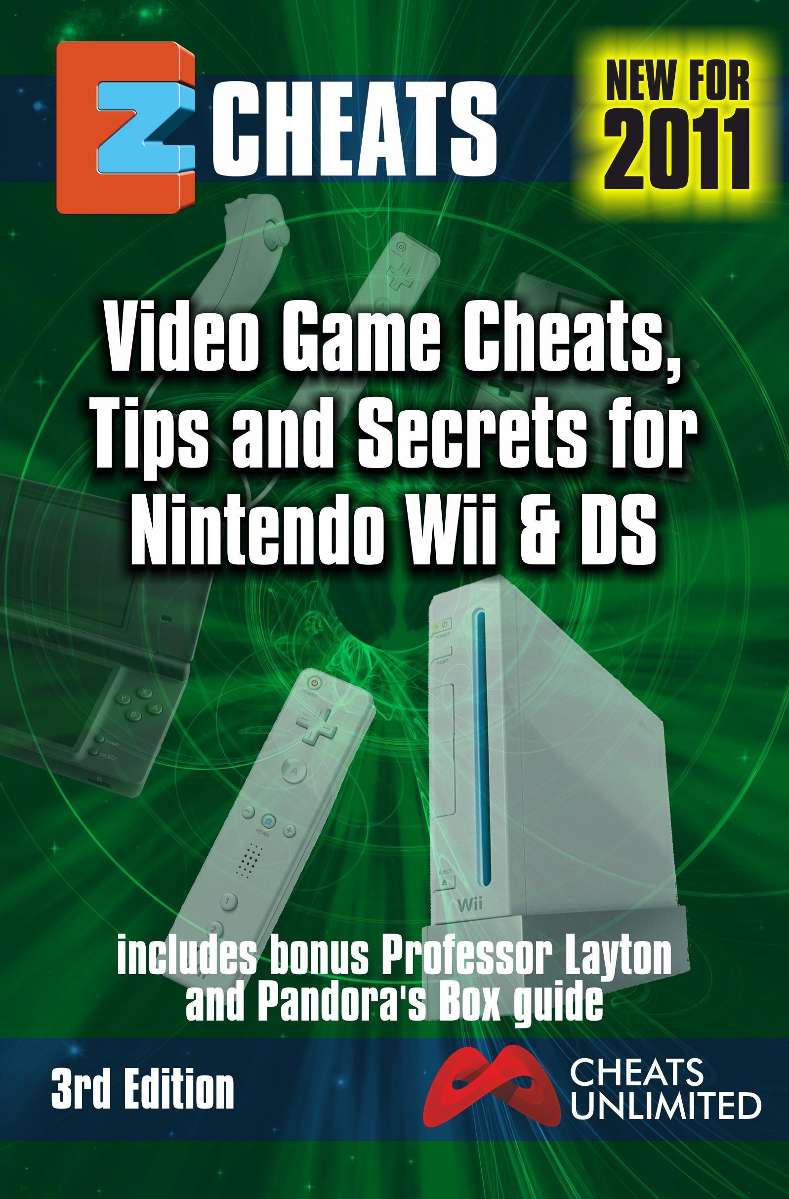 EZ Cheats Nintendo Wii & DS 3rd Ed EB2370004181288